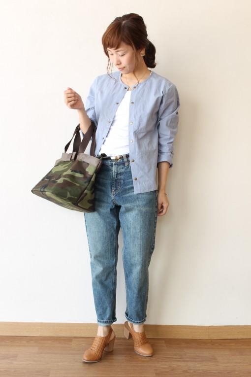 mat(マト)キルティングステッチ・シャツジャケット☆ 画像