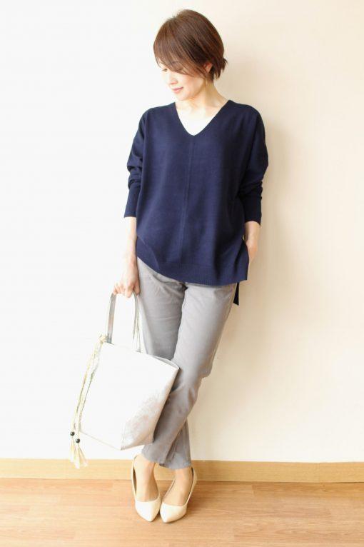 MARIED'OR(マリードール)裾サイドスリットストレッチパンツ~☆ 画像
