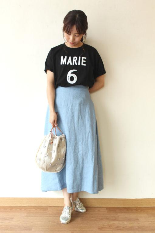 マリードール(MARIED'OR)MARIE「6」ロゴカットソー~☆ 画像