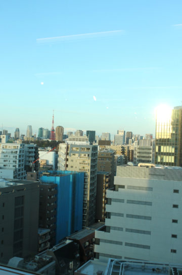 明日は暖かくしてお過ごしください・・(^_-)【恵比寿】 画像