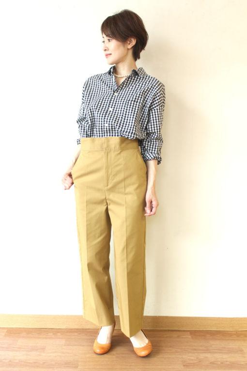 ル・メランジュ(Le Melange)オーバーサイズシャツ~☆ 画像