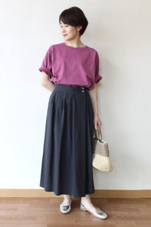 フィルデフェール(FIL DE FER)バックロゴTシャツ~☆ 画像
