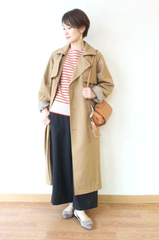 ル・メランジュ(Le Melange)コットントレンチコート~☆ 画像