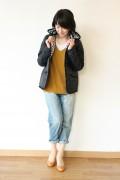 LAVENHAM(ラベンハム)xEley Kishimoto(イーリーキシモト)キルティングジャケット