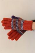 MACKIE(マッキ―)ウール手袋