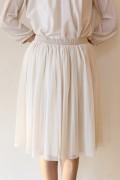 入学式 ママ スーツYangany(ヤンガニー)マザーニーズリバーシブルスカート(セットアップ対応)・アイボリー