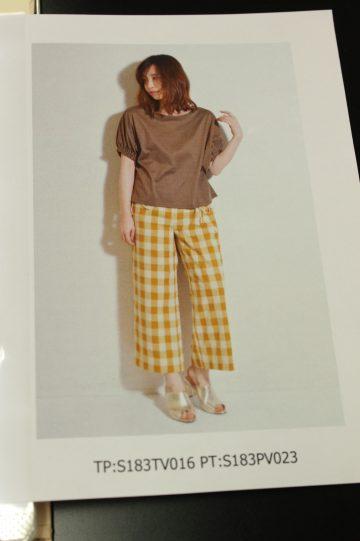 展示会報告☆「SONO(ソーノ)」 画像