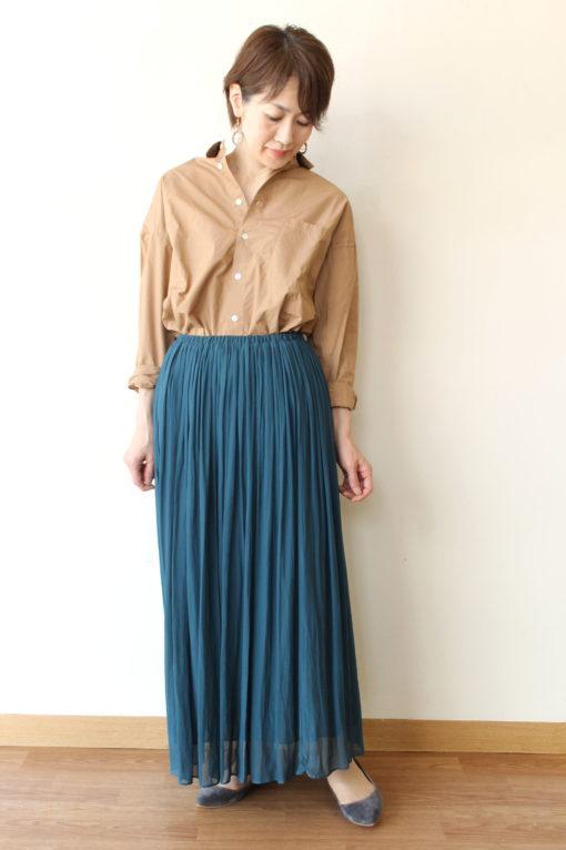 ル・メランジュ(Le Melange)オーバーサイズシャツ~♪ 画像