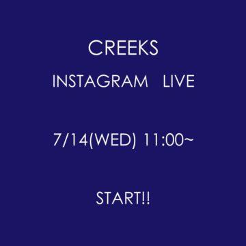 7/14 Insta  Live【ESPEYRAC&Le Melange 秋の新作のご紹介】 画像
