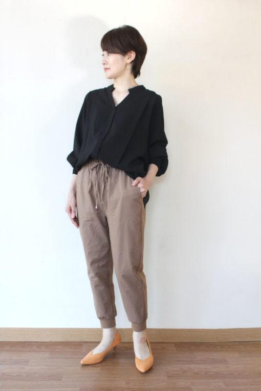 ロージー(ROSSIE)裾リブベイカーパンツ~☆ 画像