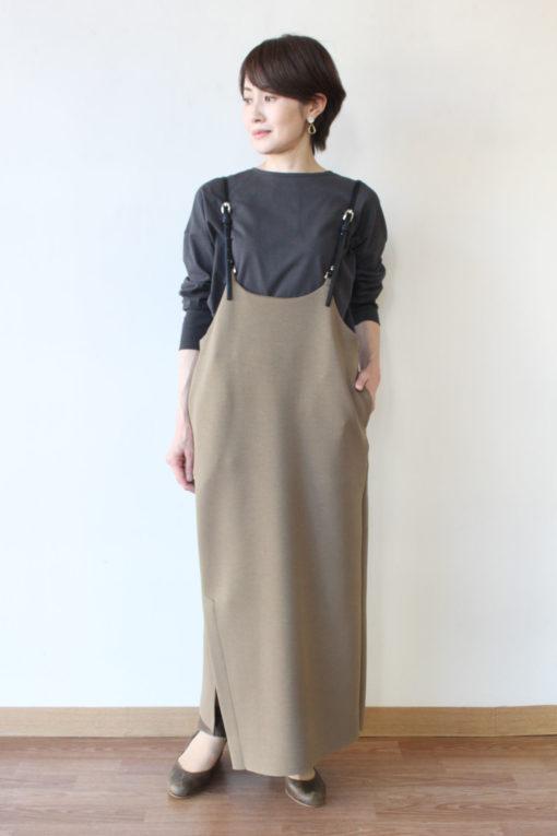シニヨン(CHIGNON)サスペンダー付きスカート~♪ 画像